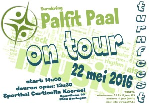 Affiche turnfeest